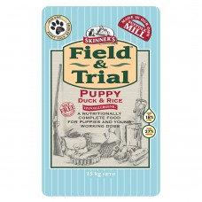 F&T PUPPY Duck&Rice 2,5kg
