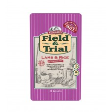 F&T Lamb and Rice Adult 15kg